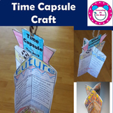 Time Capsule Activity Craft for Back to School and End of Year