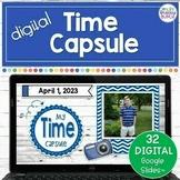 Time Capsule | Digital Activity | Google Slides