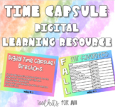 Time Capsule: Digital Learning Resource