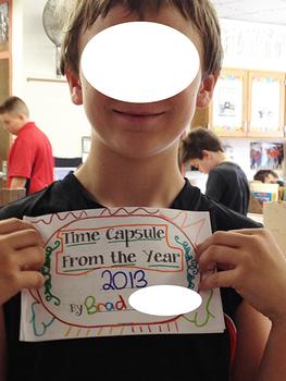 Time Capsule & Label