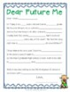 Time Capsule Letter - Letter to Future Self