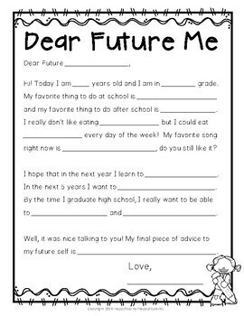 Write a Letter to Your Future Self – Write Today, Receive an Email in the Future