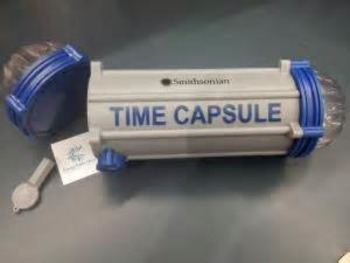Time Capsule Letter Project