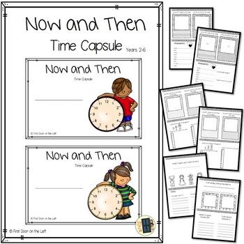 Time Capsule - Memory Book