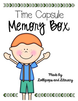 Time Capsule Memory Box