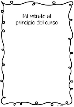 Time Capsule Spanish Third Grade/ Capsula del Tiempo Tercer Grado