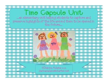 Time Capsule Unit