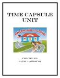Time Capsule Welcome Back Unit
