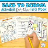 Back to School Activities for the First Week: Time Capsules, Scavenger Hunts