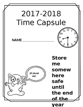 Time Capsule for students