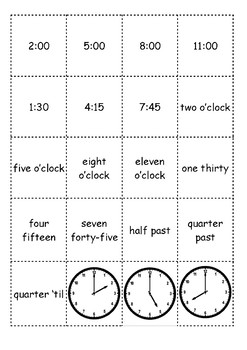 Time Cards