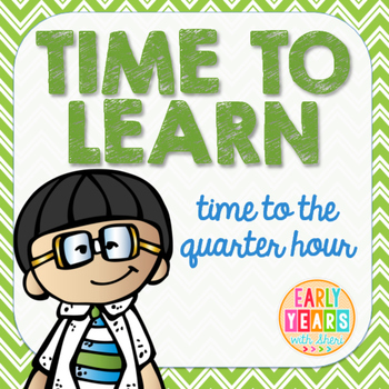 Time Center Cards to the Quarter Hour #betterthanchocolate