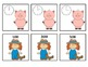 Piggy Learns Time! - Center Game - Time to the Hour and Half Hour