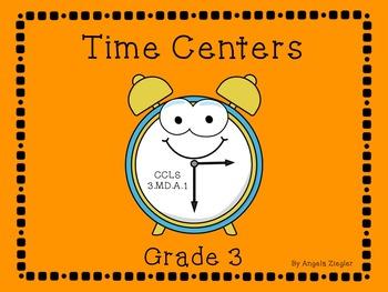 Time Centers, Grade 3