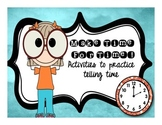 {Time Centers} Make time for Time!