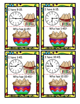 Time: Cinco De Mayo Fiesta Time 2 (Quarter till and Pass)