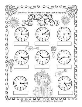 Time: Cinco De Mayo with Señorita Serafina & Senor Serafin