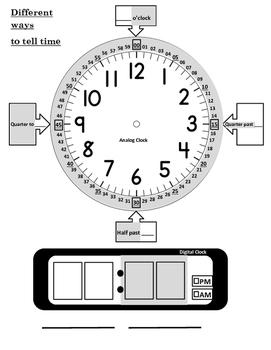 Time Clock