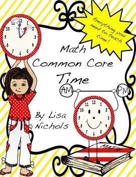 Time Common Core Math
