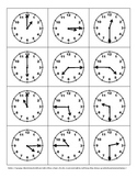 Time Concentration- Using Words!