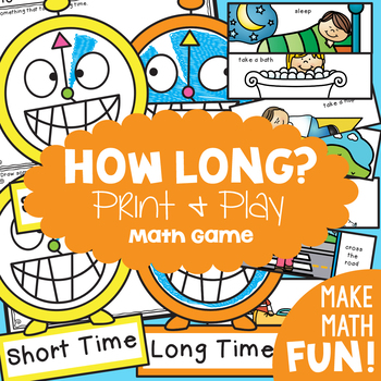 Time Concepts - Short Time vs Long Time Game