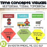 Time Concepts Yesterday, Today, Tomorrow Print Version