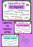 Time Connectives for Persuasive Paragraph Writing