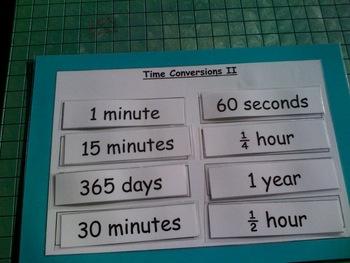 Time Conversion Match