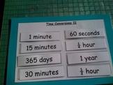 Time Conversion Match II