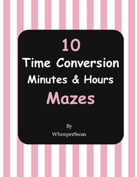 Time Conversion Maze