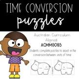Time Conversion Puzzles