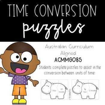 Time Conversion Puzzles