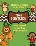 Time Conversion in the Jungle