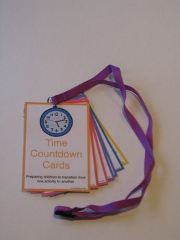 Time Countdown Cards