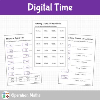 Digital Time