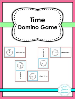 Time Domino Game