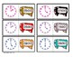 Time Dominoes - Digital and Analogue Clocks to the half hour