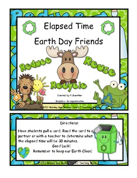 Time:  (Earth Day Friends) Elapsed Time 30 Minutes