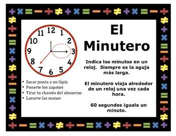 Time / El tiempo