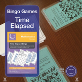 Time Elapsed Bingo | Easily Prepared Printable Quickfire Game