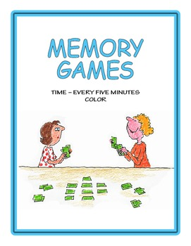 Time - Every Five Minutes Memory Game
