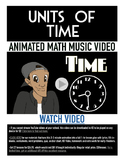 Time & Calendar | FREE Poster, Worksheet, & Fun Video | 1s
