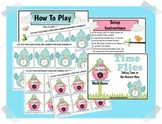 Time Flies Math Game Telling Time to the Nearest Hour