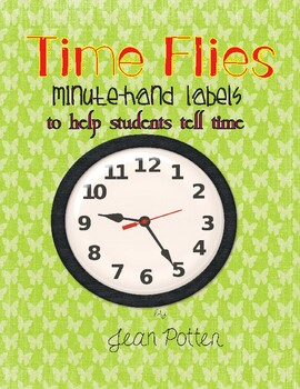Time Flies: Minute-hand Labels