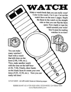 Time Flip Books