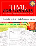 Time For Kids Supplemental BUNDLE