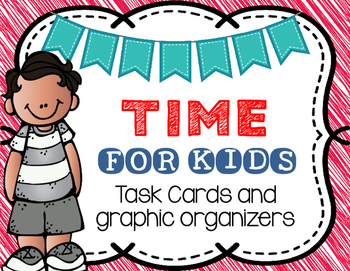 Time For Kids Task Cards