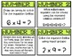 Time For Multiplication Task Card Sets