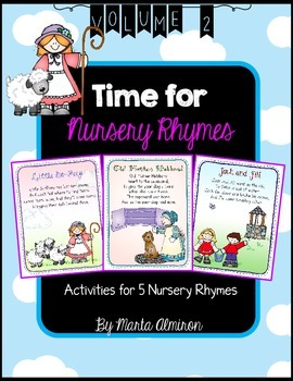 Time For Nursery Rhymes - Vol. Two