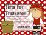 Time For Treasures- Telling Time